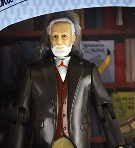Accoutrements Sigmund Freud Action Figure front-435632