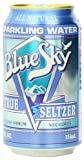 Blue Sky True Seltzer, 12 Ounce Cans (Pack of 24)
