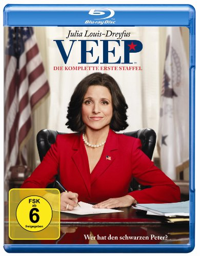 Veep - Staffel 1 [Alemania] [Blu-ray]