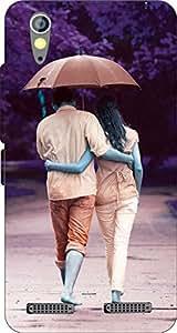 JOHN RICHARD_ HIGH QUALITY SILICON UV PRINTED BACK COVER FOR LENOVO A6000 ARTI...