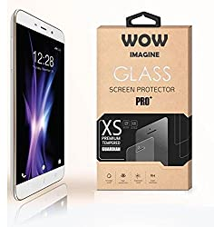 """WOW Imagineâ""""¢ Pro HD+ 9H Hardness 2.5D 0.3mm Toughened Tempered Glass Screen Protector for Coolpad Note 3 PLUS"""