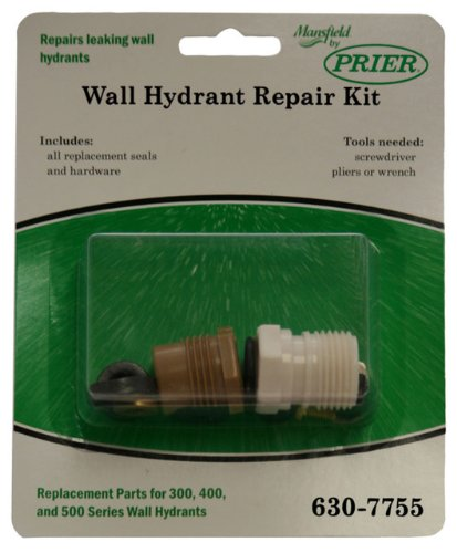 Prier 630-7755  Vacuum Breaker Service Parts Kit (Vacuum Hose Repair Kit compare prices)