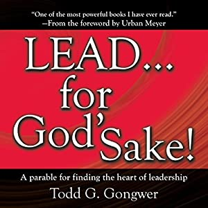 LEAD . . . For God's Sake! Audiobook
