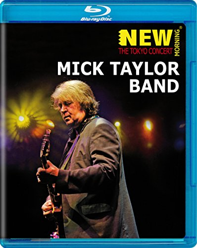 Blu-ray : Mick Taylor - The Tokyo Concert (Blu-ray)
