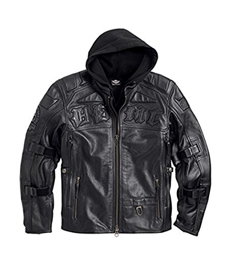 Harley Davidson Sharlot Leather 3-in-1 Jacket
