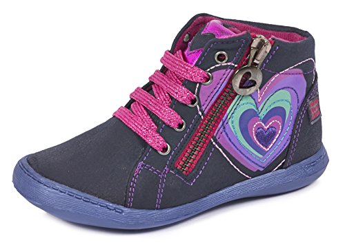 Agatha Ruiz de la PradaBuffo - Sneaker Bambina, Blu (Azul (Mandy)), 28