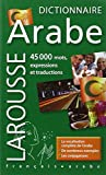 Dictionnaire Francais-Arabe (Arabic Edition) (French Edition) (2035862264) by Larousse Staff