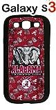 University Of Alabama NCAA Alabama Crimson Tide Case for Samsung Galaxy S3 Case Hard Silicone Case