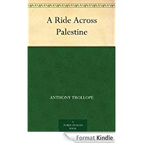 A Ride Across Palestine (English Edition)