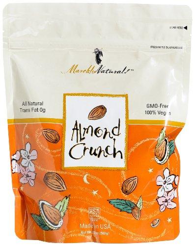 Mareblu Naturals Almond Crunch, 20-Ounce Pouch