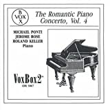 The Romantic Piano Concerto, Volume 4