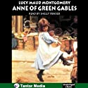 Anne of Green Gables Audiobook by Lucy Maud Montgomery Narrated by Shelly Frasier