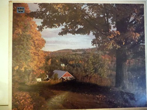 WHITMAN 1200 Piece Puzzle - Autumn Highlights