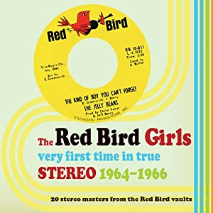 The Red Bird Girls Very First Time in True Stereo