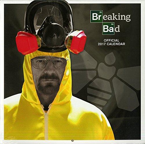2017 Breaking Bad Official Calendar