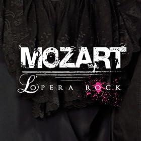 Mozart L'Opera Rock affiche