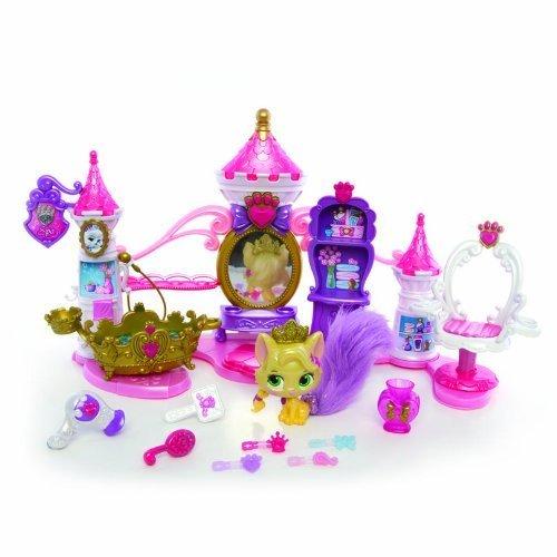 Disney Princess Palace Pets Pamper Spa Playset by Blip Toys TOY (English Manual)