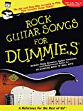 img - for Rock Guitar Songs for Dummies book / textbook / text book