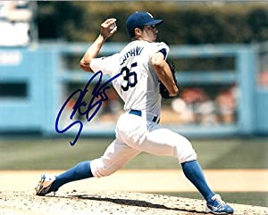 Chris Capuano Los Angeles Dodgers Signed Autographed 8X10 Photo W/COA