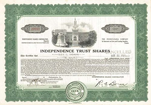 Independence Trust 0001466085/