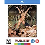 Caligula [Blu-ray + DVD] [1979] [Region Free]by Malcolm McDowell
