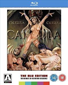 Caligula [Blu-ray + DVD] [1979] [Region Free]