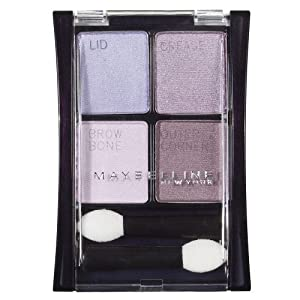 Maybelline Expert Wear Quads Lavender Fields