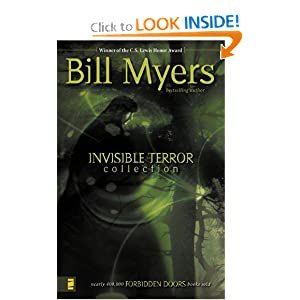 Invisible Terror Collection The Hauntingthe Guardianthe Encounter Forbidden Doors 4 6 By Bill Myers