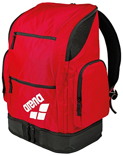 zaino arena spiky 2 large backpack rosso/nero