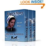Amish Romance BOXED SET: Amish Days: Hope's Story