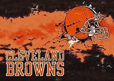 Milliken Cleveland Browns NFL Team Fade Area Rug