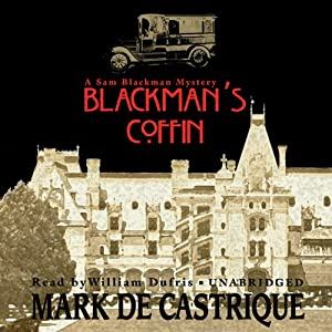 Blackman's Coffin Audiobook