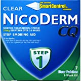 Nicoderm CQ 21 Mg, 7  Clear  Patches