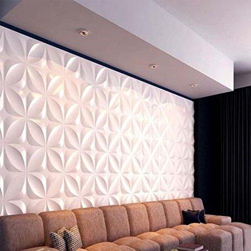 yazi Panneau mur Carreaux Effet 3D Reconditionné Papier peint ...