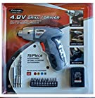 Chicago Power Tools 4.8 V Compact Cordless Drill/Driver
