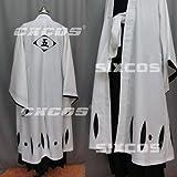 CXCOS AL0289 BLEACH 五番隊 藍染惣右介 風 コスプレ衣装