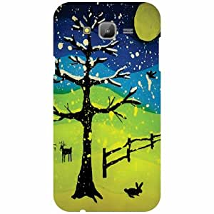 Printland Designer Back Cover for Samsung Galaxy J7 Case Cover