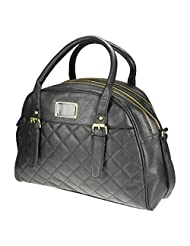 Genious Black Hand Bag For Women