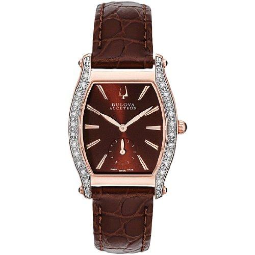 Where Can I Buy Bulova Accutron Saleya Women's Quartz Watch 65R106