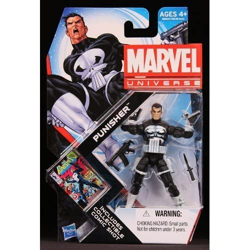 Marvel Universe Series 4: #013 Punisher by Hasbro günstig bestellen