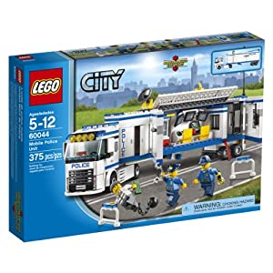 LEGO City Police 60044 Mobile Police Unit by LEGO City Police