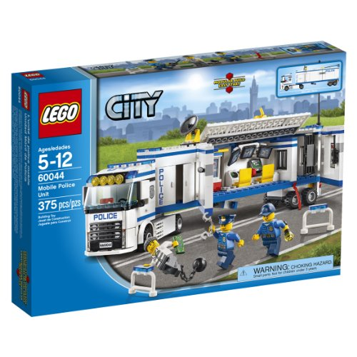 LEGO-City-Police-60044-Mobile-Police-Unit