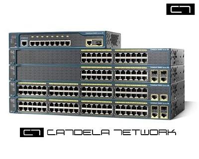 WS-C2960S-48FPS-L CISCO Catalyst 2960S-48 Switch 48 Port-5 Slot-48x10/100/1000 POE-4xSFP,1xMod Slot