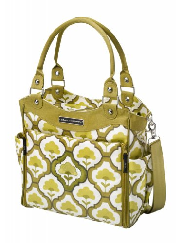 Petunia Pickle Bottom Spring 14' City Carryall (Lights of Lisbon)