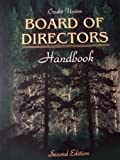 img - for Credit Union Board of Directors Handbook book / textbook / text book