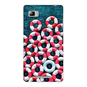 Enticing Saving Sea Back Case Cover for Lenovo Vibe Z K910