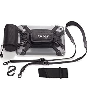 OtterBox Utility Series Latch II Case with Accessory Bag for 7 - 8 inch Tablet