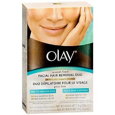 Olay Smooth Finish Facial Hair Removal Duo Kit 1 Kit by AB