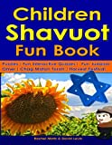 img - for Children Shavuot Fun Book: Fun Puzzles   Fun Judaism Quizzes book / textbook / text book