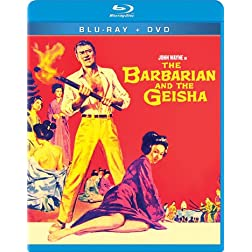 Barbarian & The Geisha [Blu-ray]